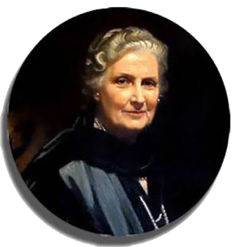 About Dr Maria Montessori