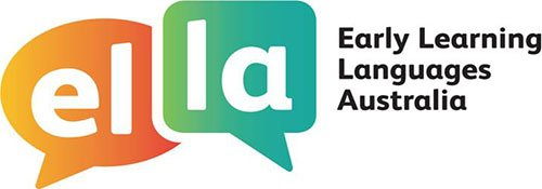 early learning languages australia logo