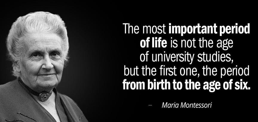 language program maria montessori banner