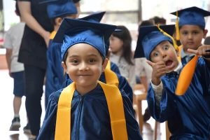 montesorri kinder graduation 1
