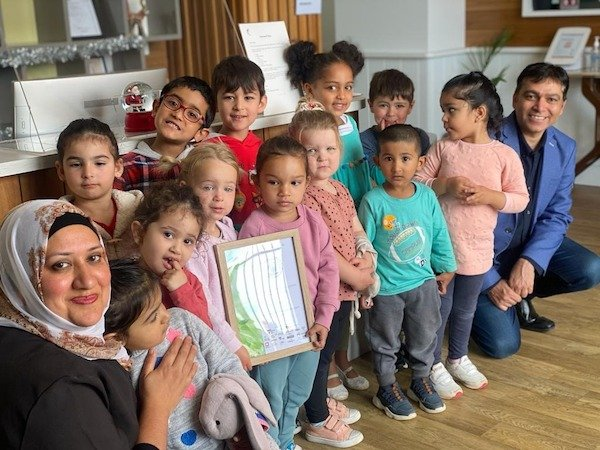 sustainability initiative at the hoppers crossing montessori centre