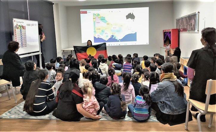 incursion on aboriginal culture