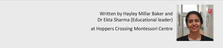 written by hayley millar baker and dr ekta sharma